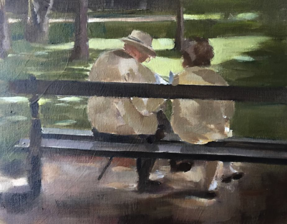 old couple james coates